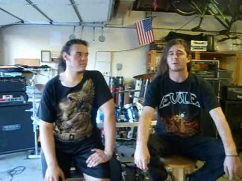 Warbringer - Warblog #1 - Pre-Production Interview with Kevill and Carlos