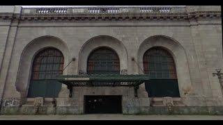 4K West Oakland 16th Street train station 360°