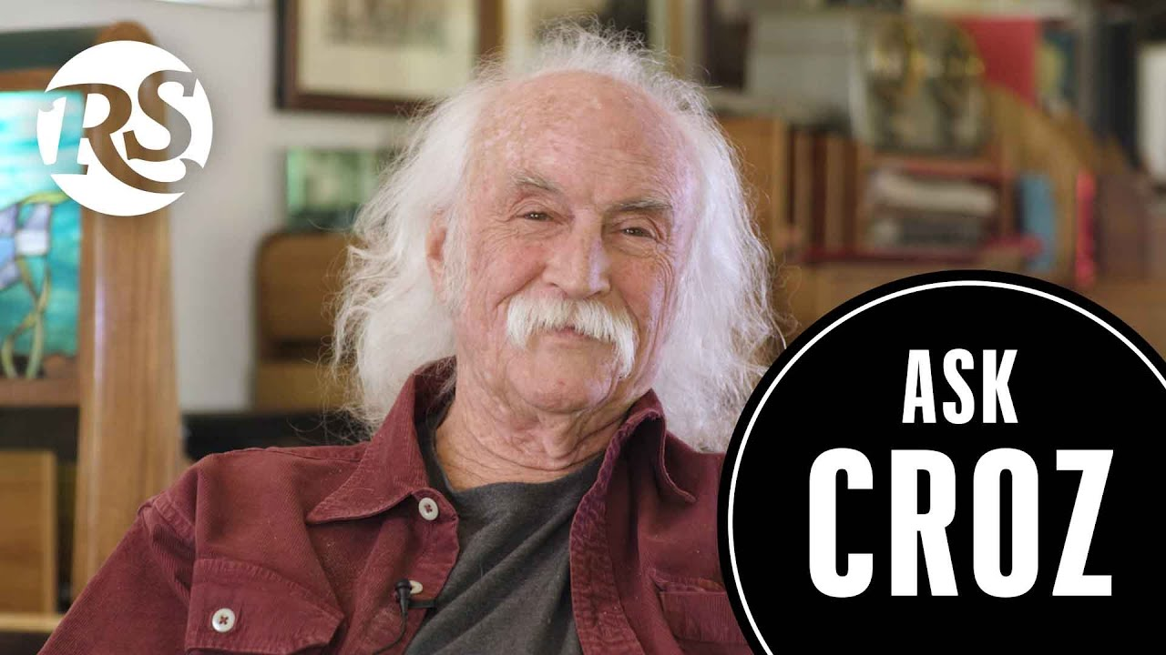 David Crosby Answers Your Questions on Dating, Prenuptial Agreements, and Impotence | Ask Croz