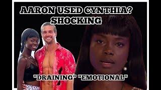 BREAKING : CYNTHIA AND AARON SPLIT