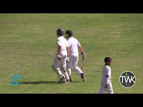 Junior Club Cricket - Piet Retief vs Sasol 22-04-18