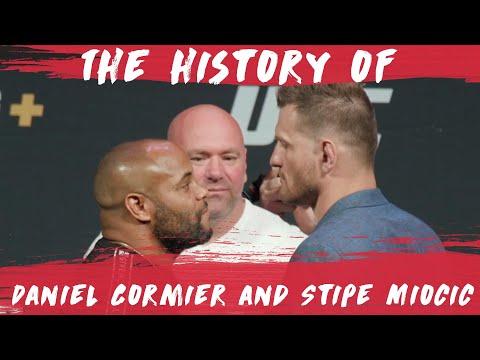 UFC 241: Daniel Cormier vs. Stipe Miocic 2 Toe-to-Toe Preview - A complete breakdown