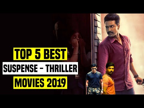 Top 5 Best Suspense Thriller South Indian Hindi Dubbed Movies | You Shouldn't Miss