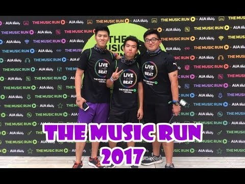 The Music Run 2017 @ KL Sport City, Malaysia