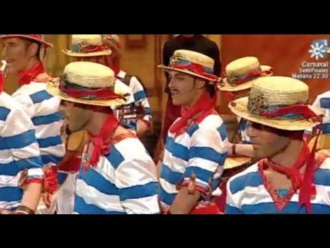 """Comparsa """"La serenisima"""" FINAL completo. Carnaval Cadiz 2012"""