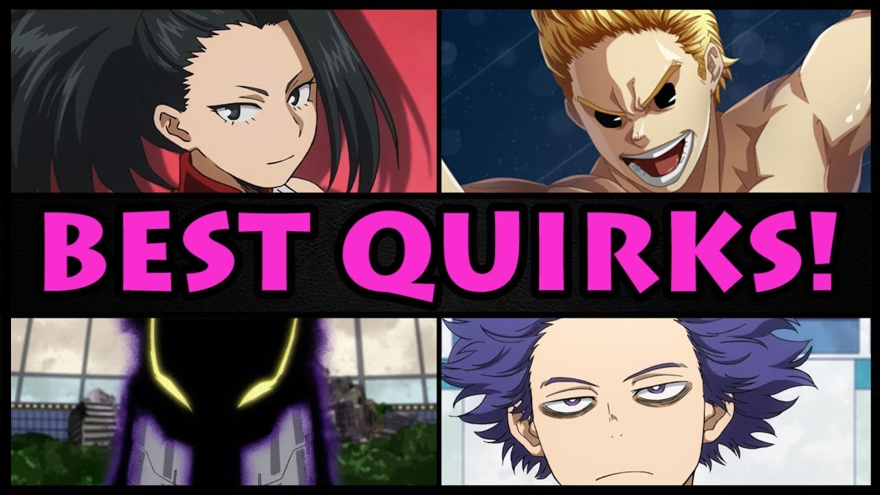 Top 10 Best Quirks IN REAL LIFE! (My Hero Academia / Boku no Hero Academia Most Useful Quirk IRL)