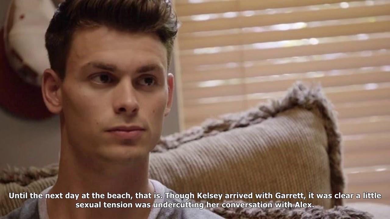 what happened to garrett and alex