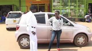 Kansiime Anne the worst driver ever. African comedy.