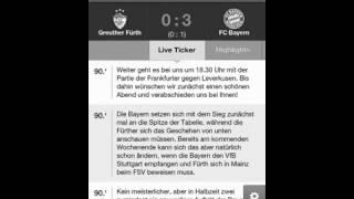 iLiga - Deine Fussball App