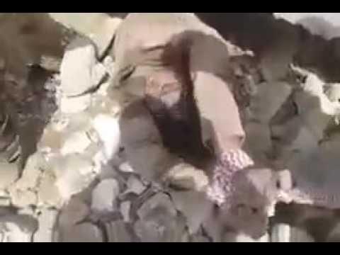 IS terrorist captured in Raqqa