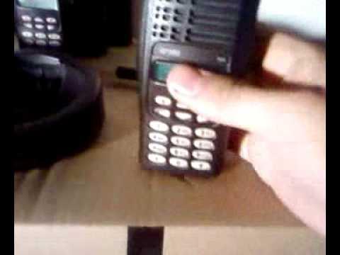 Radio Motorola Pro GP380 GM950 T5422