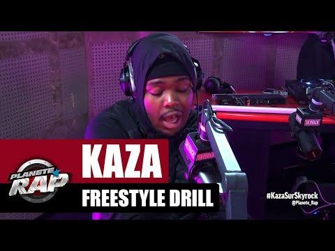 Youtube: Kaza – Freestyle Drill #PlanèteRap