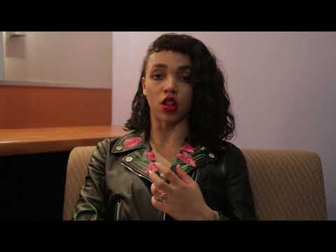 FKA twigs - Soundtrack7 (Behind the scenes)