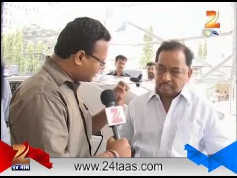 Zee24Taas: Narayan Rane On Accidental Death Of Gopinath Munde