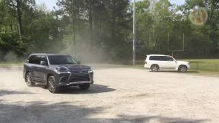 Video 2016 Lexus LX 570 vs 2006 Lexus LX 470 download MP3, 3GP, MP4, WEBM, AVI, FLV Agustus 2018