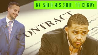 Javale mcgee sold his soul to steph curry exposed! 2017 nba finals decoded
