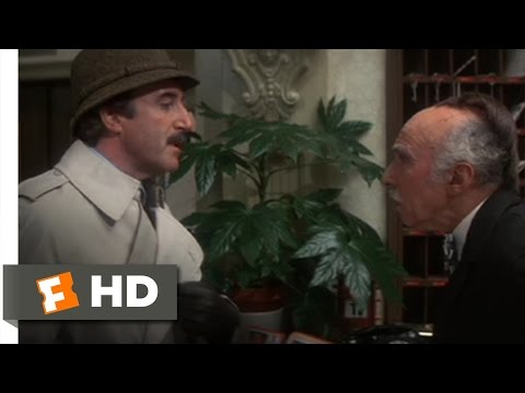 "Trail of the Pink Panther (6/11) Movie CLIP - The ""Massage"" (1982) HD"