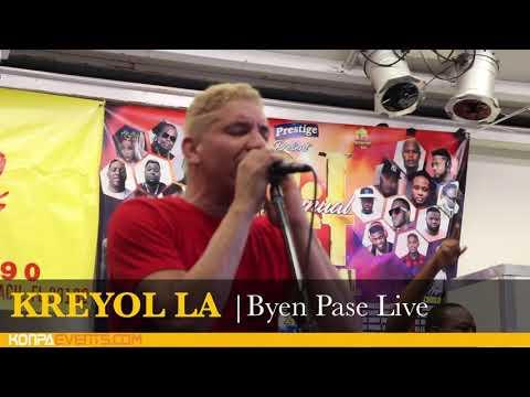 KREYOL LA - Byen Pase Live Video Performance @ F.I.U