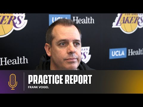 Frank Vogel gives an update on player availability and the team's thought process ahead of Game 6
