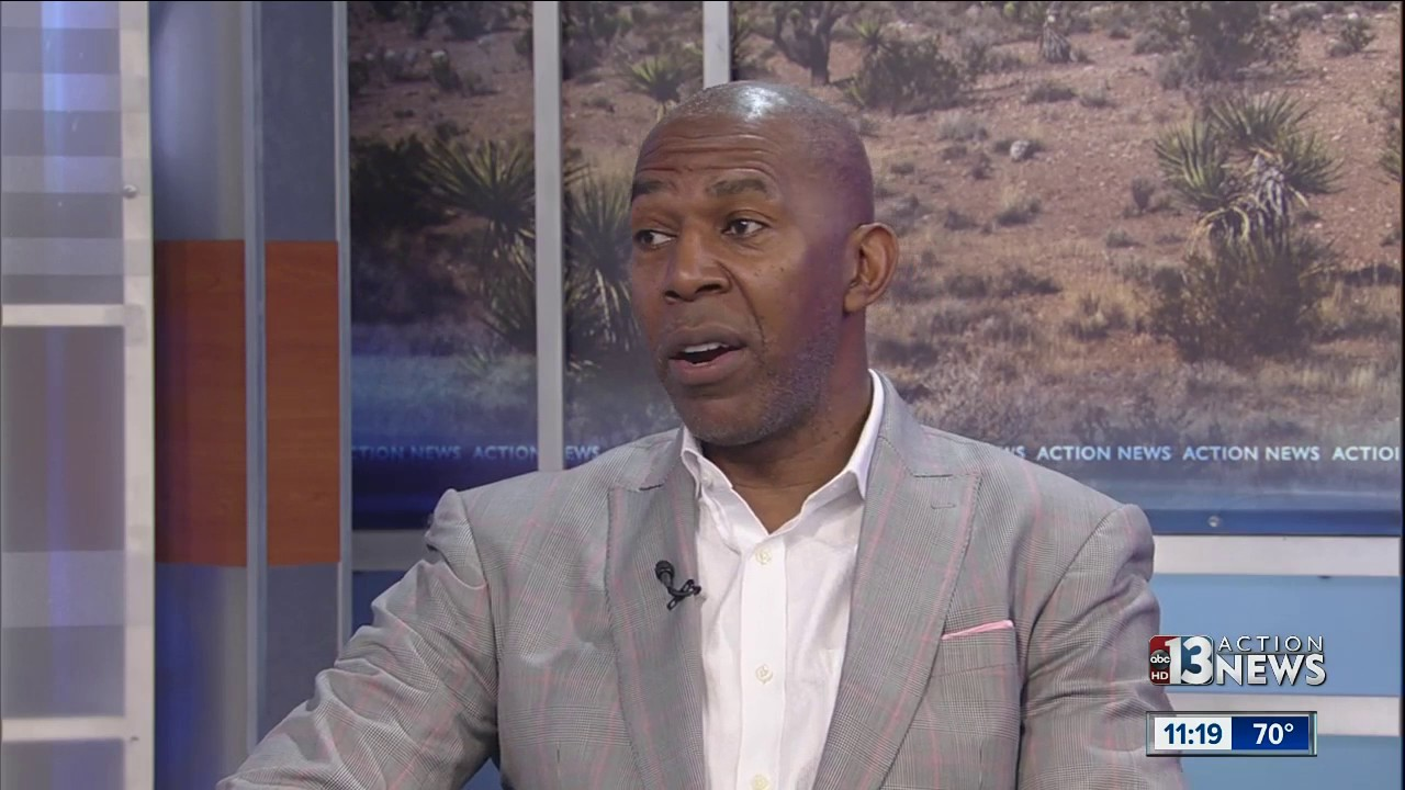 Thurl Bailey talks about his March Madness championship with NC