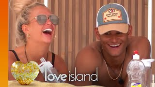 Yewande And Molly-Mae Reveal They're Both Crushing On Danny | Love Island 2019