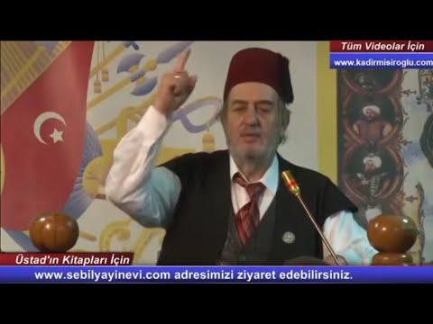 (K361)  Sultan Abdülaziz'in Şehadetine Dair Malumat, Üstad Kadir Mısıroğlu