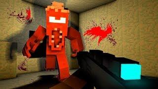 Белая Мгла. Крушение Вертолета. Minecraft Сериал #1