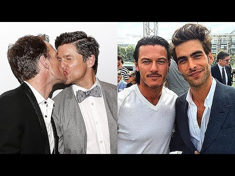 30 Gay Celebrity Couples in Hollywood ★ 2018