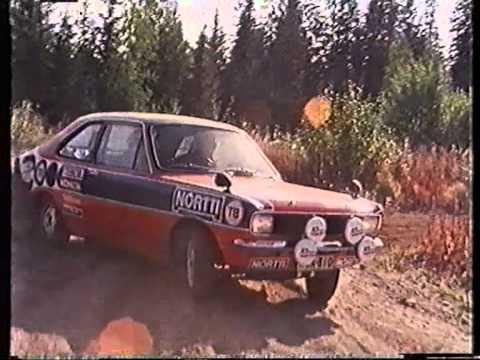 Jyväskylän Suurajot 1976 + Saab ohjelma Osa2