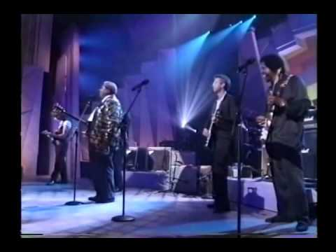 B.B. King, Eric Clapton, Buddy Guy, Albert Collins & Jeff Beck Apollo Theater, NY 06 15 93