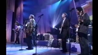 B.B. King, Eric Clapton, Buddy Guy, Albert Collins & Jeff Beck Apollo Theater, NY 06 15 93 thumbnail