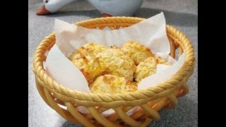 Cheesy Cheddar Biscuits Easy Mix, (red Lobster's Bay Biscuits Rival) Probably Better And Homemade