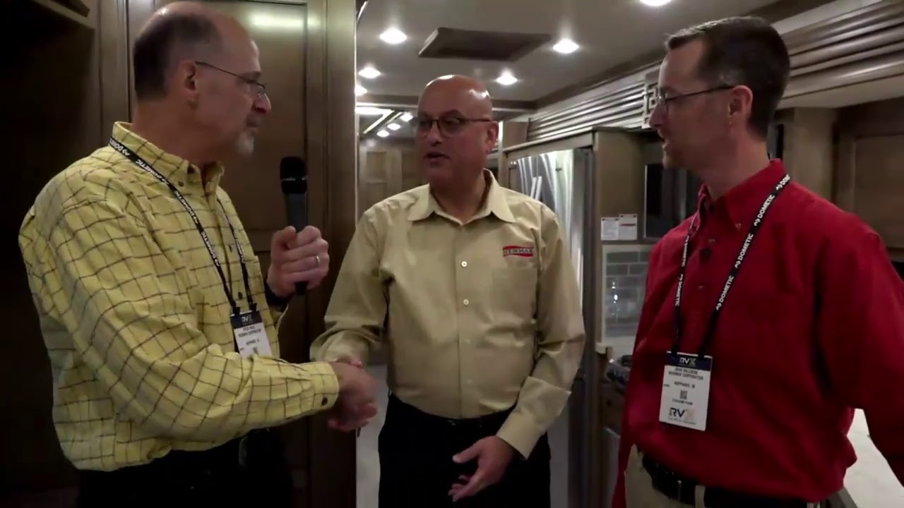 2020 Newmar RV Super C - You'll Be Amazed at Features