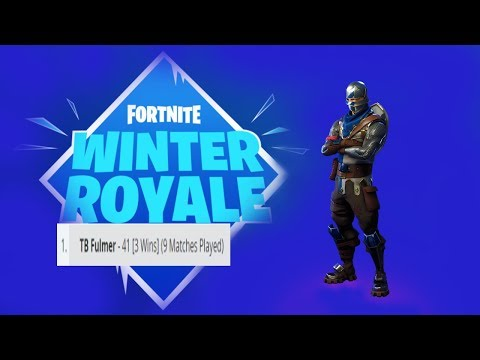 How I finished with 41 points (Rank 1) in the North America Winter Royale Qualifier [VOD REVIEW]