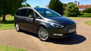 2016 Ford Galaxy Review - Inside Lane(We were one of the first to test the all-new 2016 Ford Galaxy at its launch. Sating seven, this large MPV boasts a host of enhancements over the previous model., 2015-06-24T17:04:01.000Z)