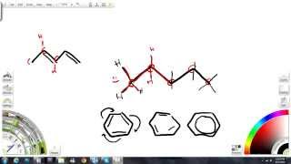 How to draw: Bond Line structures for Organic Chemistry