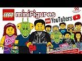 LEGO YouTubers Minifigures Series - CMF Draft!