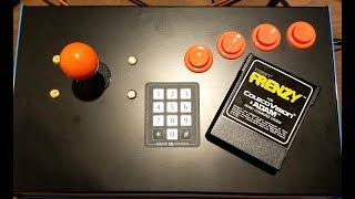 Classic Game Room - COLECOVISION SUPER CV CONTROLLER review