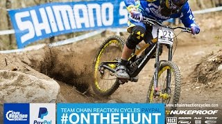 Team Chain Reaction Cycles PayPal - #OnTheHunt - Round One, Lourdes 2015