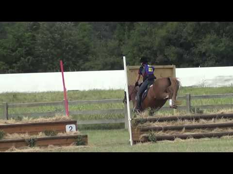 Alana Grace Vogel & Splish Splash American Eventing Championships September 2013