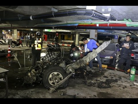 Thailand Explosion Seven Injured In Koh Samui: Breaking News