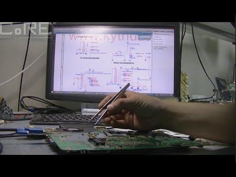 Ремонт зависающего ноутбука ACER с типовухой NEC / TOKIN Proadlizer