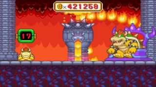 Mario Party Advance - Bowser Land (Luigi)