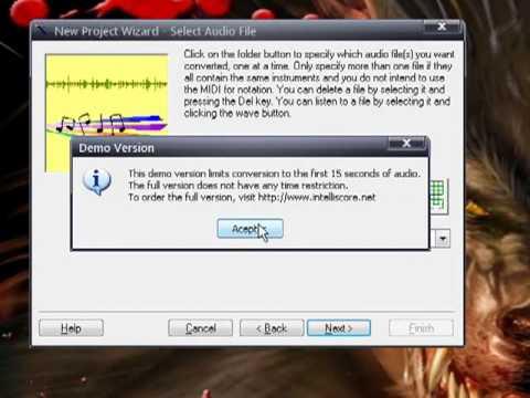 COMO CONVERTIR MUSICA MP3 A MIDI
