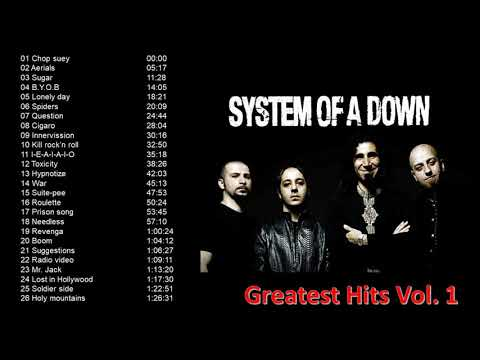 System of a Down Greatest Hits Vol.1