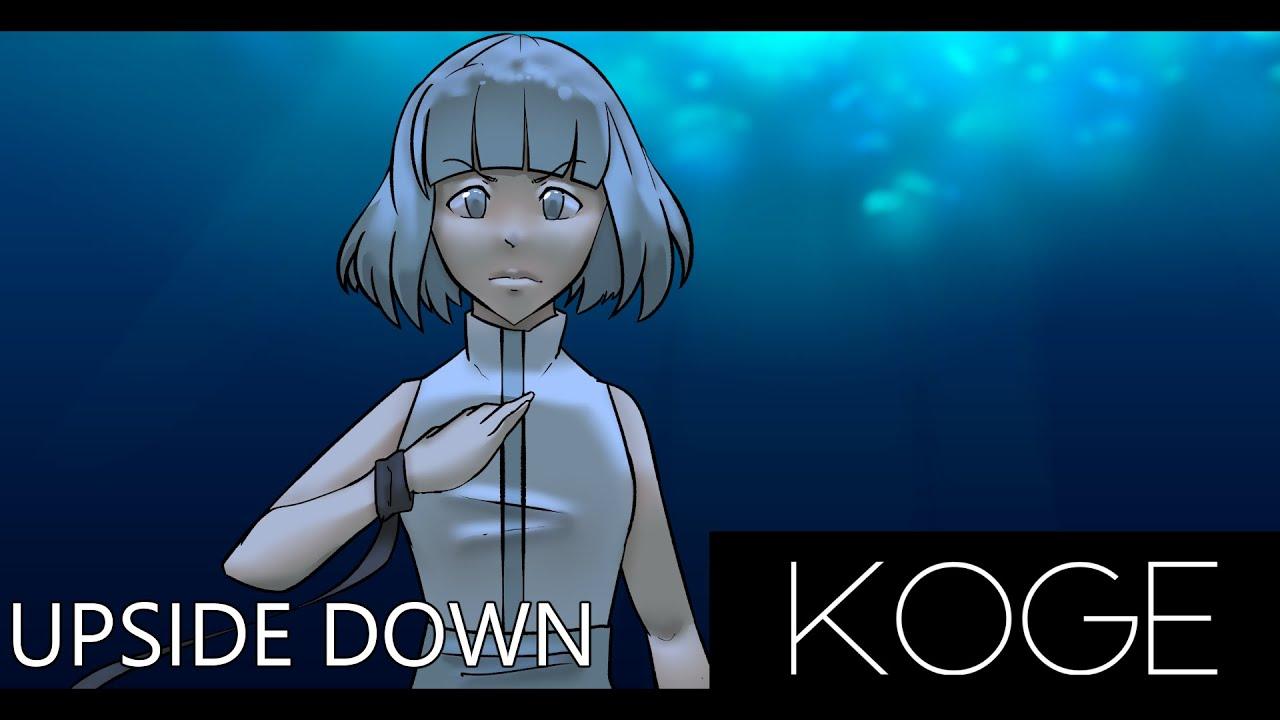 Upside Down」Koge feat. GUMI - Vocaloid ORIGINAL - YouTube