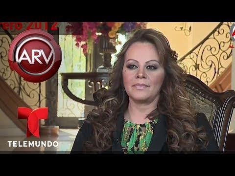 Última entrevista de María Celeste a Jenni Rivera 2/2 | Al Rojo Vivo | Telemundo