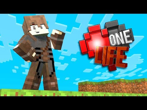 THE JOURNEY BEGUNS ! - One Life Season 3 Minecraft SMP - Ep.1