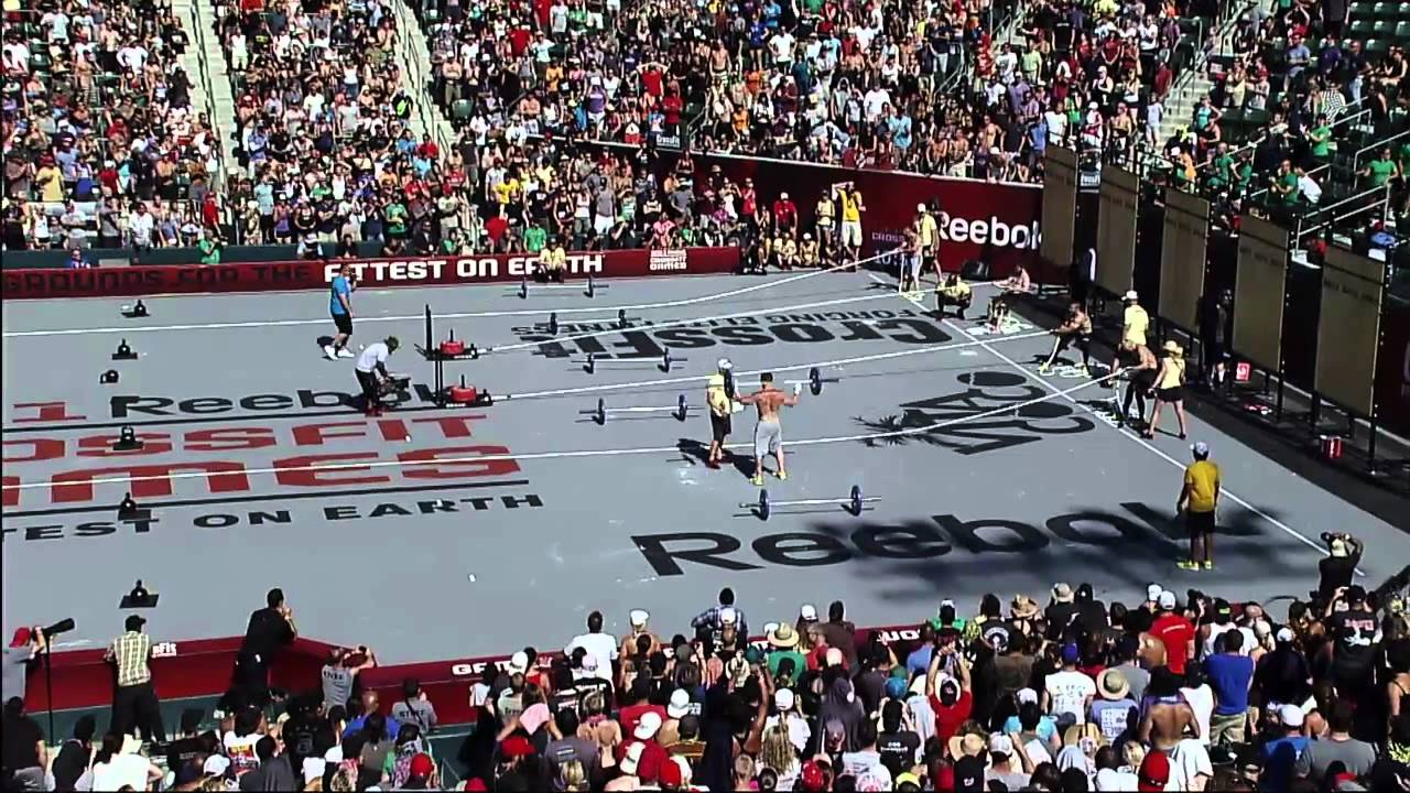 2011 reebok crossfit games video