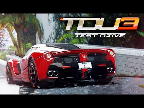 TEST DRIVE UNLIMITED 3 IS COMING!!!